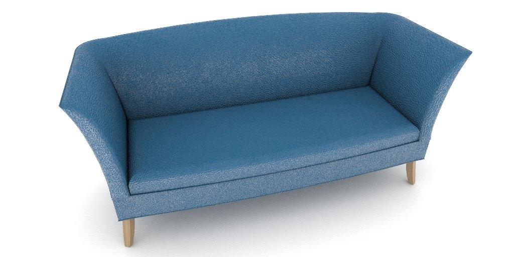 3D sofa leathers fabrics