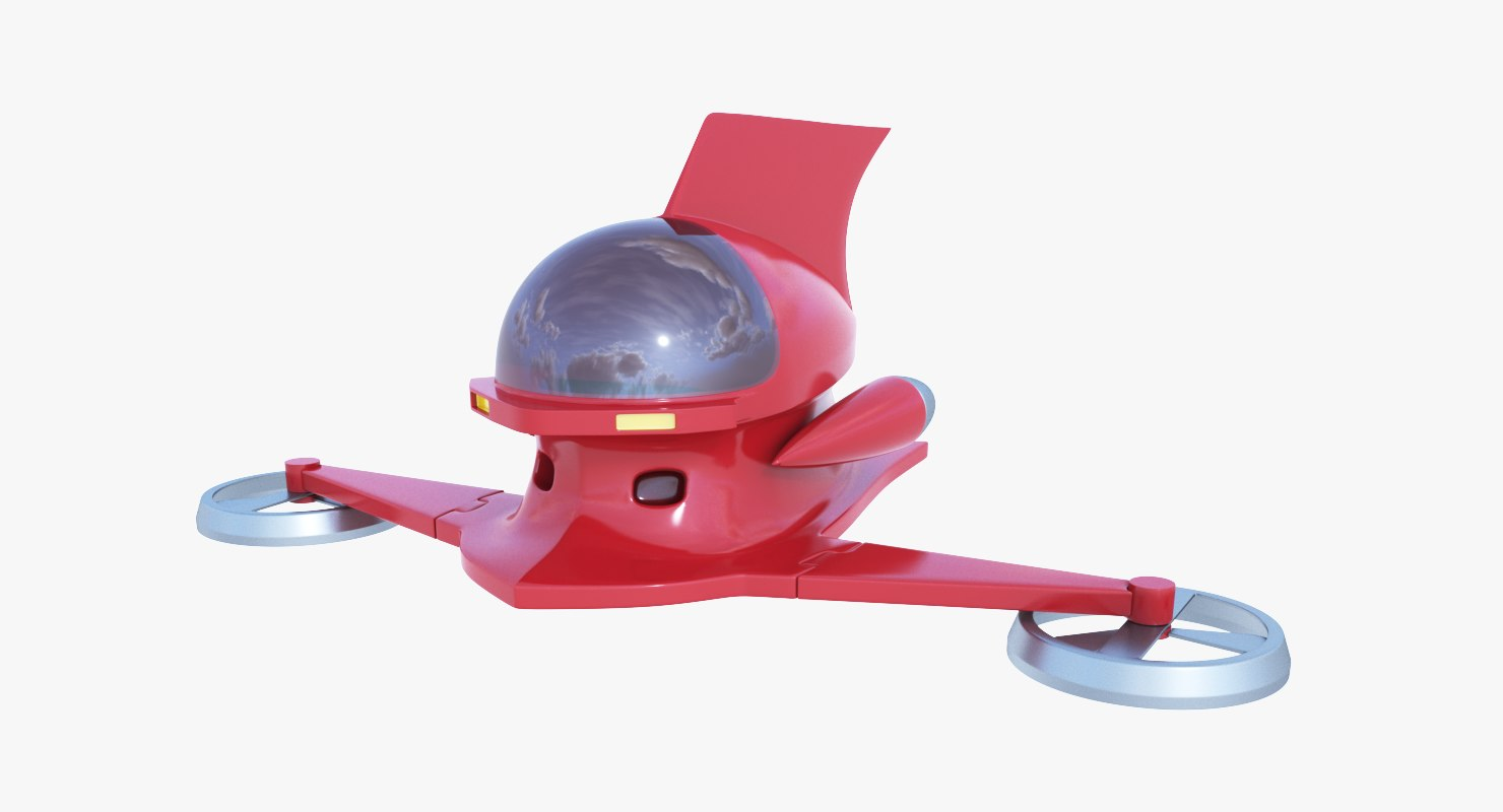 mazinger planeador model