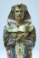 3D sarcophagus tomb