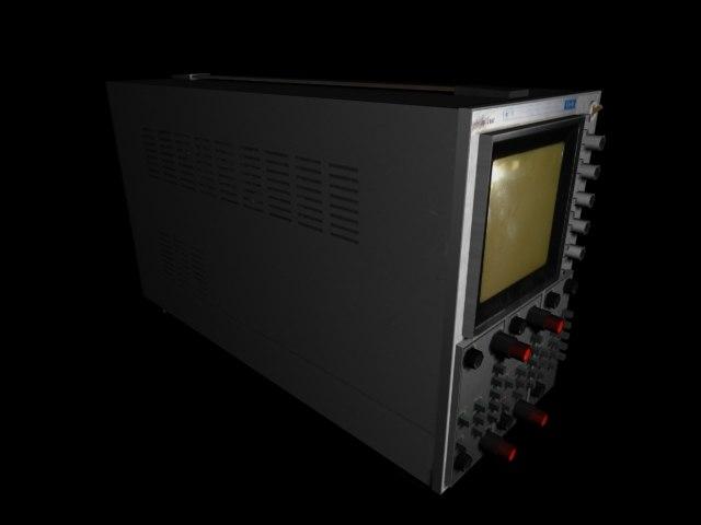 soviet scope 3D