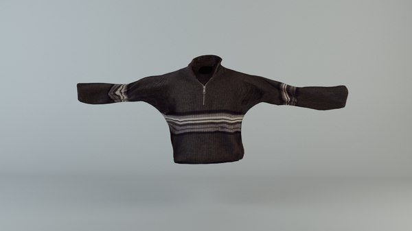 pullover 3D