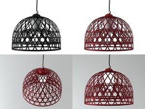 emperor pendant lamp 3D model