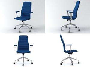 medium armchair model