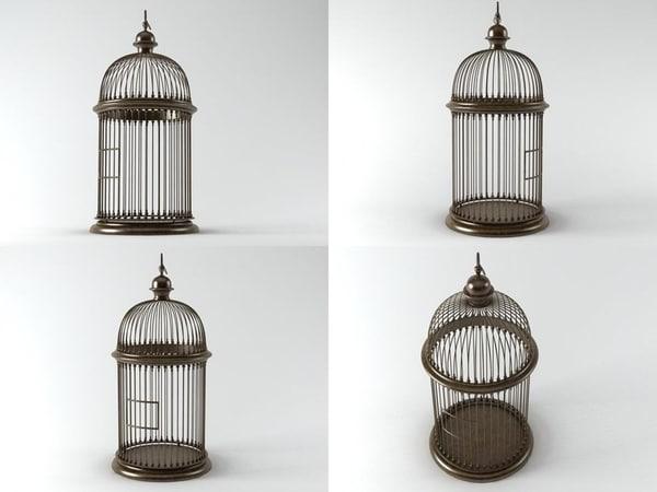 3D birdcage n