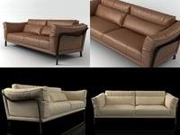 cityloft sofa 3D model