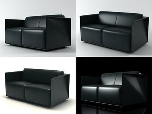 3D t-ray sofa