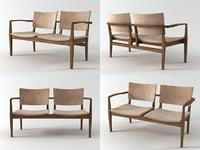 22 bench 3D
