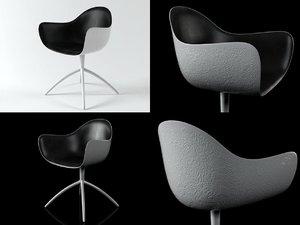 3D venus chair model