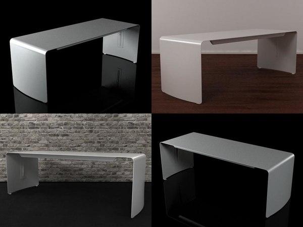 3D model la grande table