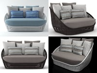 oasis loveseat model