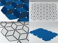 3D kaleidoscope