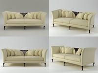 60-0174 sofa 3D model