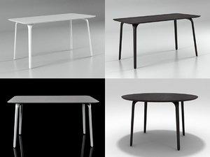 table magis 3D model