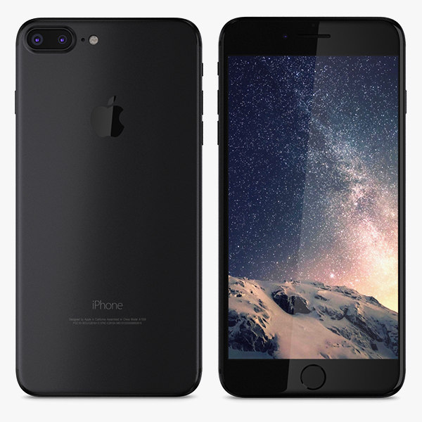 apple iphone 7 matte 3D