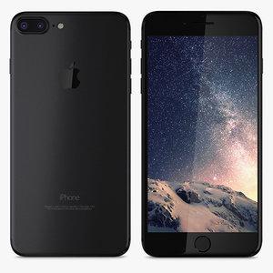 apple iphone 7 matte 3D
