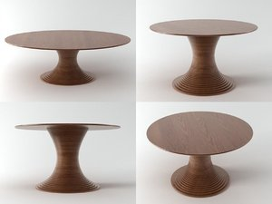 3D saturno table