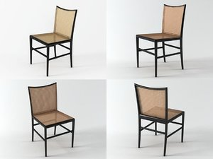 3D palhinha chair