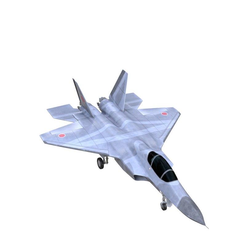 x2 shinshin 3D model