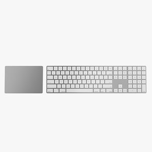 apple magic keyboard numeric model