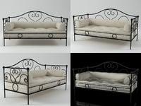 morfeo sofa 3D model