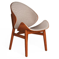 3D hans olsen chair design