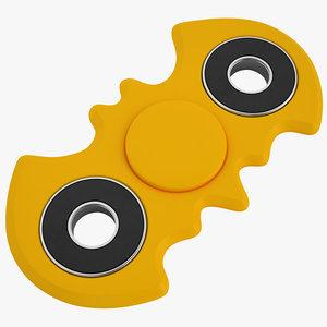3D spinner model