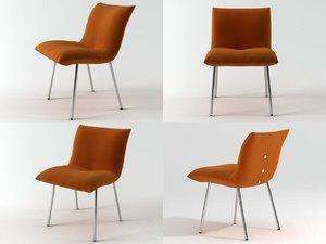 3D calin chair model