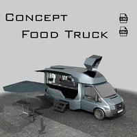 Concept Food Truck