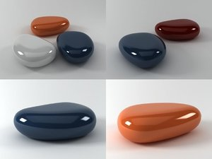 koishi driade 3D model