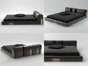 dc bed model