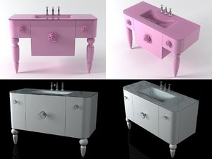 amarcord drawer 3D model