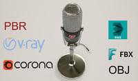 Argonne Ar-57 Microphone