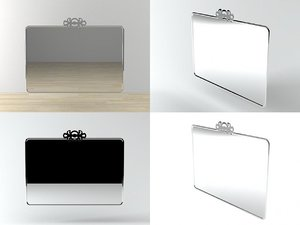 amarcord mirror 3D model