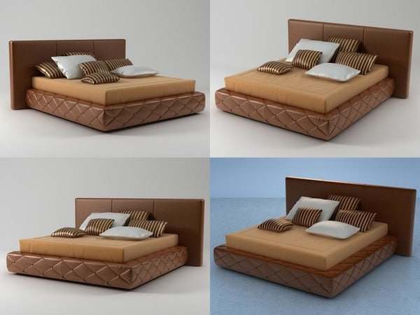 Bed SketchUp Models for Download | TurboSquid