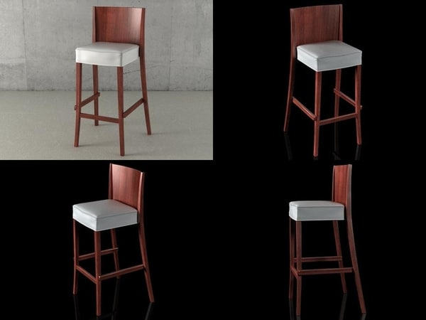 3D model neoz stool