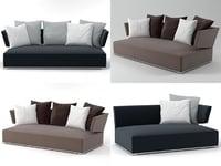 3D amoenus sofa