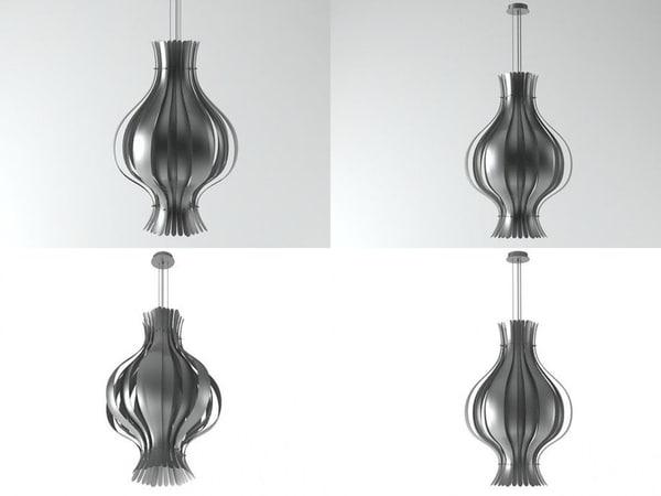 3D pendant lamp 02 n