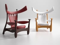 aspas armchair 1962 3D model