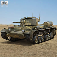 valentine mk iii model