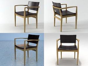 22 chair 3D