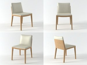 3D beatrice chair model