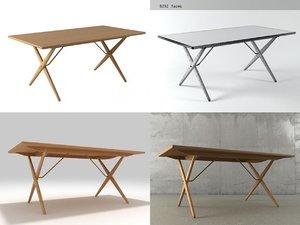 pp 85 tondern table model