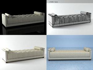 paris chaise lounge model