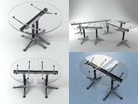 3D burdick group tables