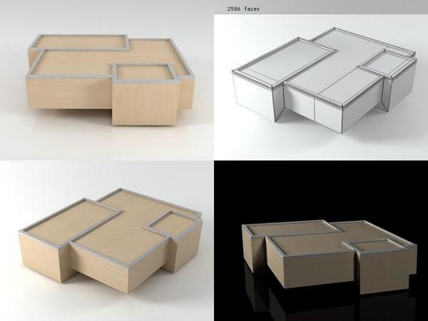 jack box 3D