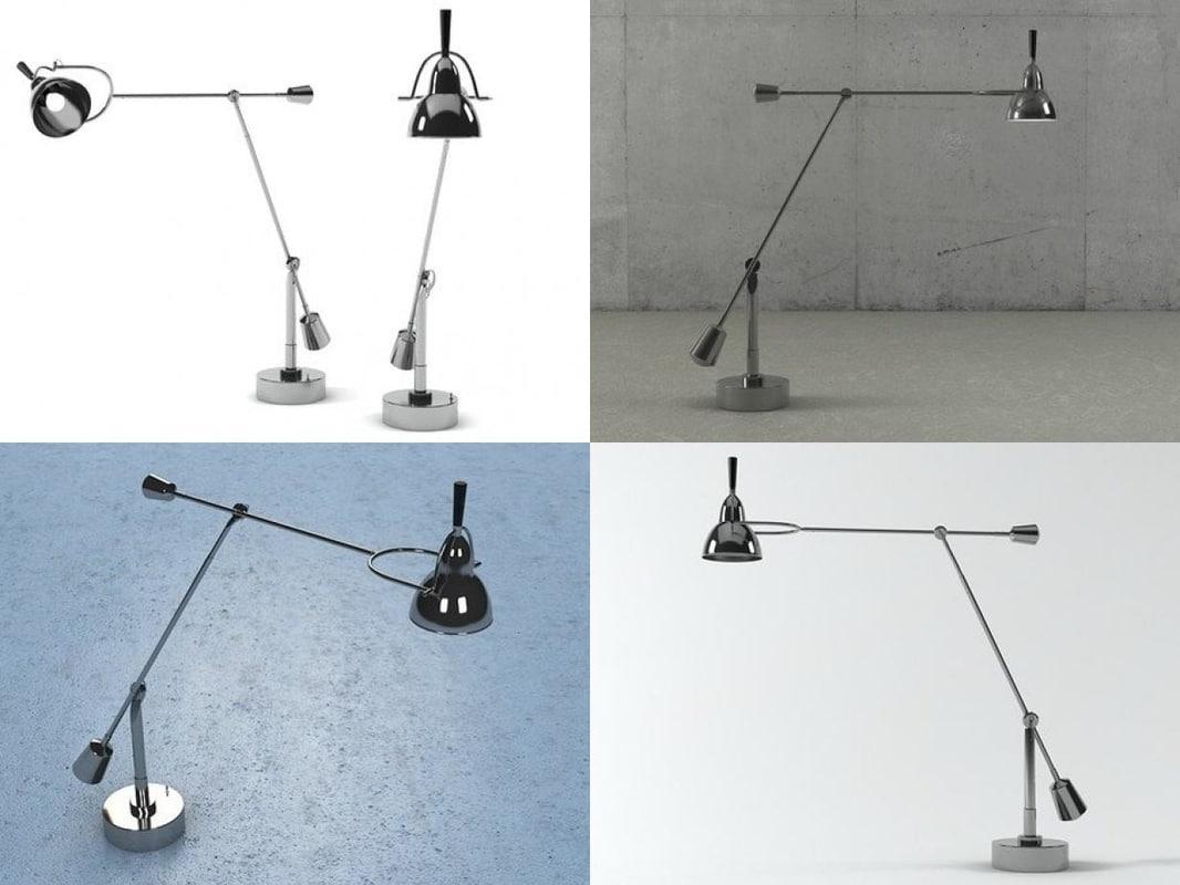 buquet lamp model