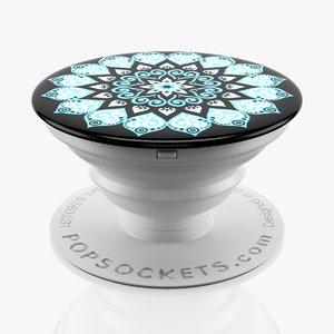 3D model popsocket cameras