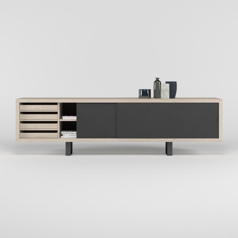 grand sideboard brand dk3 3D