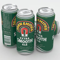 beer smooth 3D model