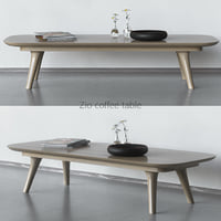 zio coffee table 3D